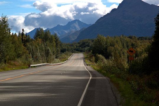 Alaska highway system