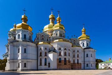 Foto auf Leinwand Kiew Pechersk Lavra Monastery of the Caves Kiev Ukraine Landmark