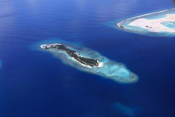 Aerial view of Helengeli