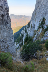 Wall Mural - Piatra Craiului Mountains, Romania
