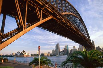 sydney harbour bridge Fotomurales