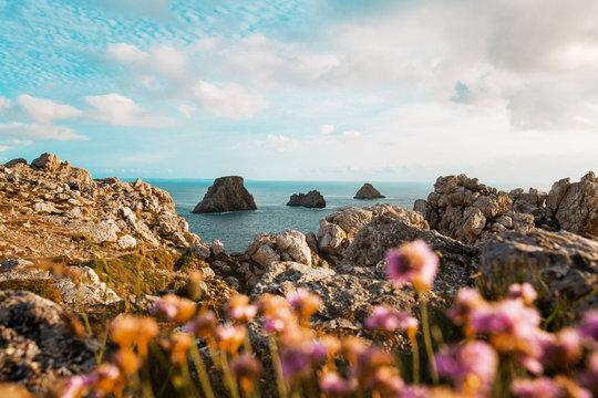 Pointe de Pen Hir, Presqu'île de crozon