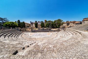Römisches Theater in Arles