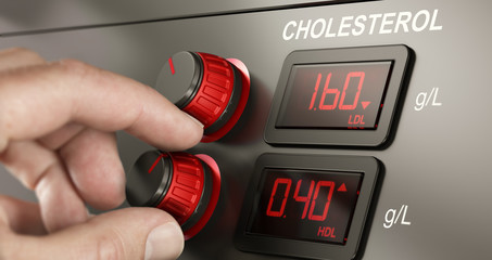 Increase HDL cholesterol level and Decrease LDL.