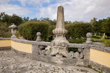 Vizcaya Museum and Gardens - Garden sculptures