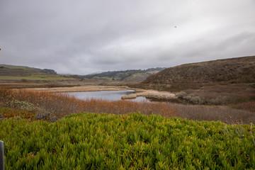 California Coastline Landscapes