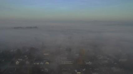 Fototapete - Tacoma Fog