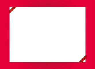 背景:ボード-リボン-フレーム-バレンタイン-母の日-プレゼント-赤-レッド