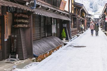 Obraz 200211さんまちZ003 - fototapety do salonu
