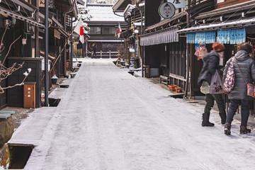 Obraz 200211さんまちZ021 - fototapety do salonu