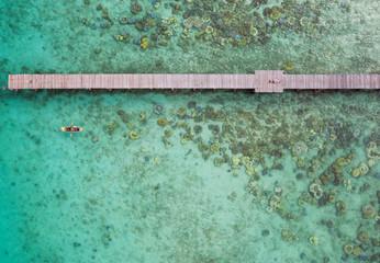 Fototapete - Ko Kham island