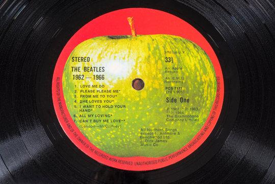 The Beatles 1962-1966 Vinyl Record