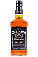 Bottle of Jack Daniels
