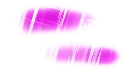 Wall Mural - Abstract Pink and White Futuristic Tech Glowing Stripes Background Image
