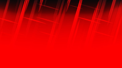 Wall Mural - Abstract Cool Red Futuristic Stripe Background