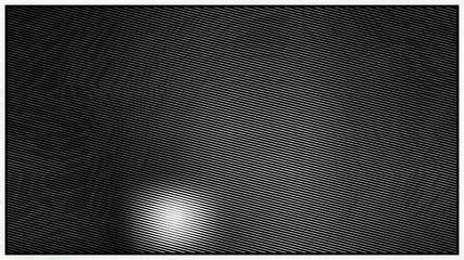 Wall Mural - Black Diagonal Lines Pattern Background