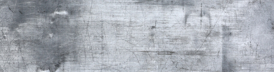 scratched metal texture for background.