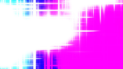 Wall Mural - Futuristic Glowing Pink and White Light Lines Stripes Background Image