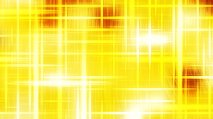 Wall Mural - Futuristic Glowing Yellow and White Light Lines Stripes Background Image