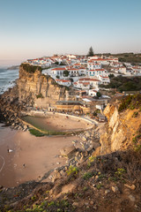 Landscape picture from Azenhas do mar in Portugal.