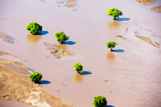 In mid January 2015, a three day period of excessive rain brought unprecedented floods to the small poor African country of Malawi. It displaced nearly quarter of a million people, devastated