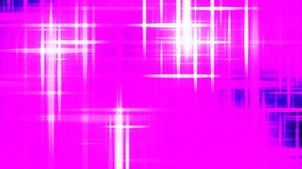 Wall Mural - Futuristic Glowing Fuchsia Light Lines Stripes Background Image