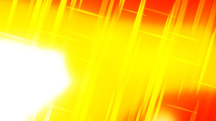 Wall Mural - Abstract Red White and Yellow Futuristic Tech Glowing Stripes Background Image