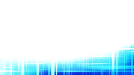 Wall Mural - Futuristic Blue and White Light Abstract Background Design