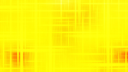 Wall Mural - Bright Yellow Futuristic Glowing Light Stripes Background