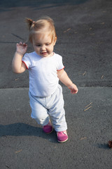 babyes first steps