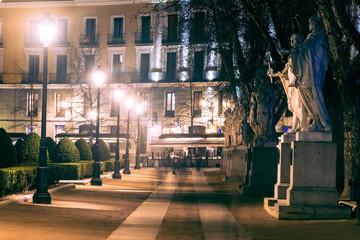 Orient Square (Madrid, Spain)