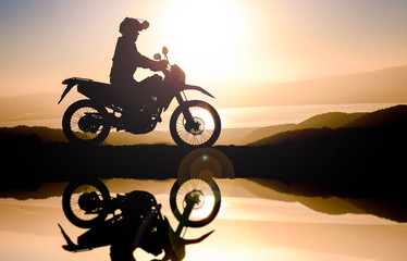 the person who made the motorcycle a lifestyle touring the world