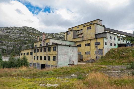 Knaben , Norway