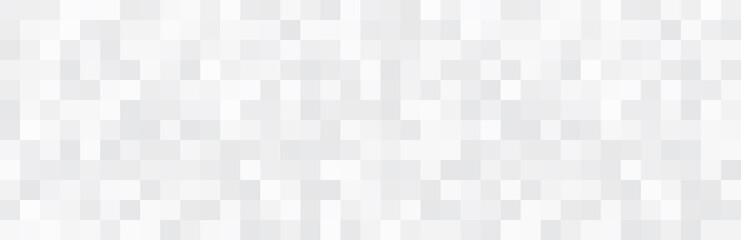White grey rectangle square abstract background pattern. Vector for presentation design. Suit for business, corporate, institution, party, festive, seminar, and talks. Wall mural