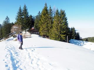 Bayern - Winter in den Bergen (Fischbachau)