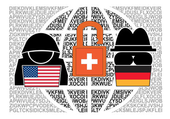 Joint espionage of America and Germany. US and German spies read top secret messages of 120 countries for decades with the help of a Swiss encoding company.