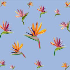 fiore tropicale