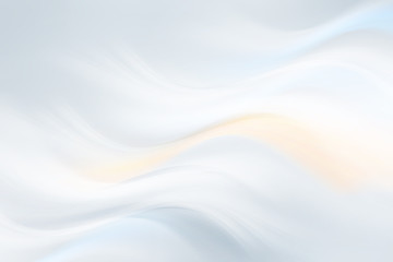 Wall Mural - White pastel color futuristic background.  Abstract soft creative graphic. Decorative interior home style.