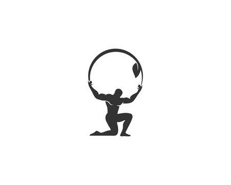 Atlas nature logo