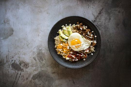 Breakfast Taco Bowl