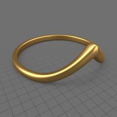 Gold ring 1