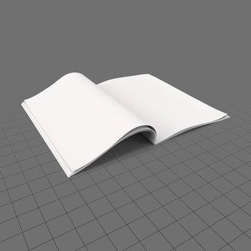 Open magazine 1