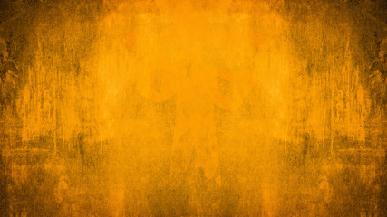Abstract dirty rustic orange texture background