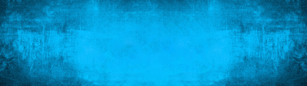 Abstract dirty rustic blue texture, trend color 2020