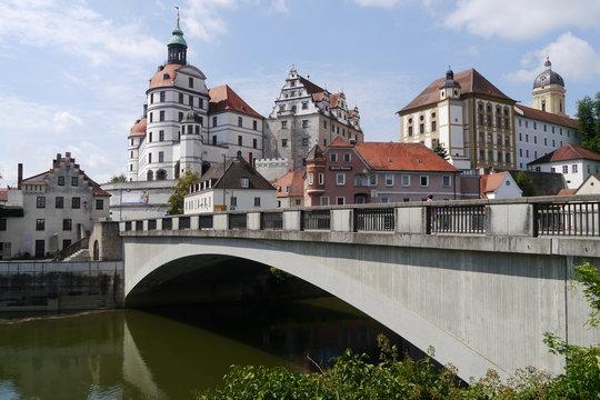 Brücke in Neustadt an der Donau