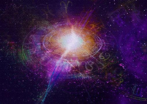 Horoscope Astologist Background Pattern Wallpaper