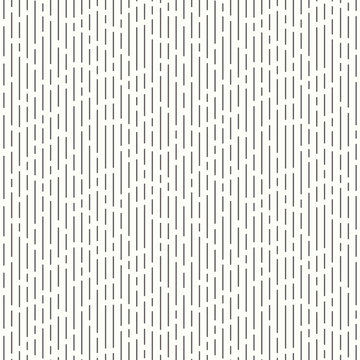 Vector line pattern background design in black and white.