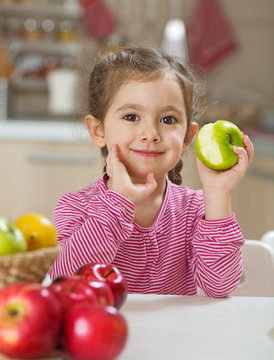 One Apple a day keeps doctor away