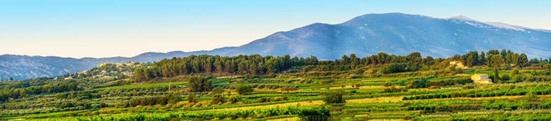 Von Bedoin bis zum Mont Ventoux