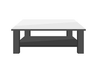 ローテーブルのイラスト